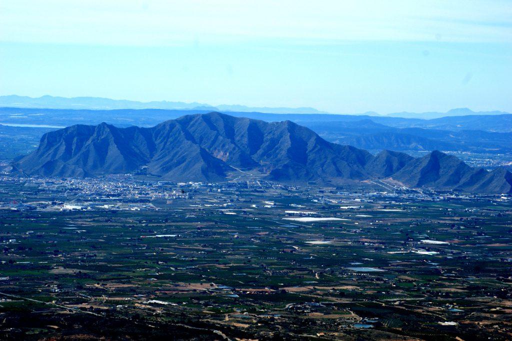 Sierra de Callosa